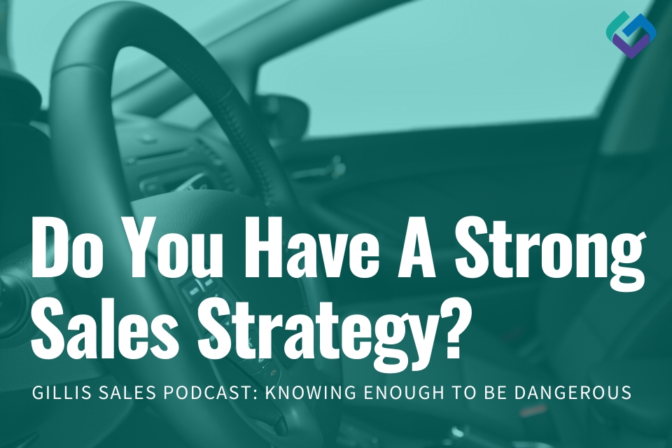 Do you Have a Strong Sales Strategy for 2020?