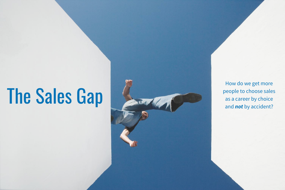 The Sales Gap
