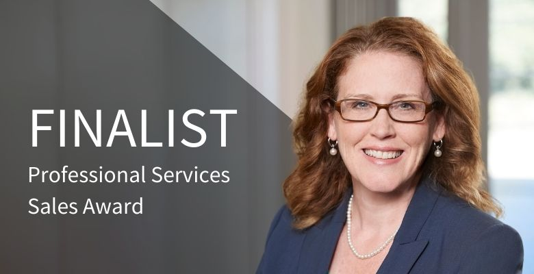 CEO Tammy Gillis Named Finalist For Women In Sales Award